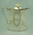 Milk jug - The Boyle & Scott Cup - 1894-95 won by Hawksburn C C Juniors