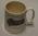 Ceramic mug with Lords Cricket Ground print