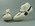"""Pair of Puma """"Special 245"""" javelin shoes"""