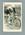 Postcard featuring image of Hubert Opperman, 23 Dec 1937