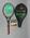 "Tennis racquet manufactured by Dunlop, ""Max 200G Pro"""