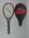 "Tennis racquet manufactured by Slazenger, ""Black Panther WPS"""