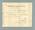 Receipt issued to Donald Mackintosh, 1 Jan 1908