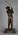"""Bronze sculpture, Greg Norman """"The Shark"""" by Karl Farris"""
