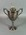 Trophy for Master Dairyman's Picnic 100 yard handicap 1886, won by J R Walker