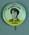 Lapel pin, 1956 Australian Olympic Games team - Dawn Fraser