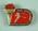 Badge, 1980 Olympic Games - Shot Put