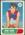 1969 Scanlen's Gum Australian Football, Fred Cook trade card
