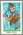 1973 Sunicrust Australian Football - Weg's Fantastic Footy Cartoons, Kanga Carter trade card