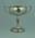 Trophy - V.L.A. Lacrosse Gymkhana 1935. Premiership 'D' Section, Old Trinity Grammarians