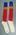 Proposed Fitzroy Bulldogs Football Club amalgamation socks, 1989