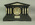 Clock, presented by Ivo Bligh to Jack Blackham in 1883