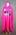 Plastic poncho, Breast Cancer Network Australia Field of Women - MCG, 2005