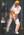 1999/2000 Western Warriors cricket team Adam Gilchrist trade card