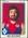 1981 Scanlens VFL Football Bill Nettlefold trade card