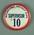 Badge, Melbourne Cricket Club Supervisor 10