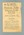 Programme, Ixion Melbourne-Bendigo Road Race 9 Sept 1933