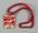 1981 Sorrento Football Club membership medallion no. 107 issued to H.S. Job