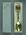 Commemorative teaspoon, 1956 Olympic Games
