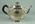 Teapot trophy, Upper Yarra Regatta 1899 Maiden Four Wendouree Rowing Club