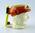 Ceramic jug in the shape of Donald Bradman's head