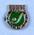 Badge, possibly Russian Hockey Federation c1992