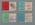 Four Hawthorn FC season tickets, 1955-59