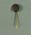 Stick pin, British Empire & Commonwealth Games