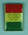 Olympic Stick Pin - Hungarian Olympic Team, 1960 Olympic Games, Rome