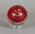 Cricket ball, signed by Mohammad Ashraful