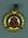 South Melbourne Cricket Club membership medallion, season 1950-51