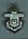 Life membership medallion, South Melbourne Cricket Club