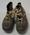 Child's football boots, Ron Barassi brand