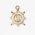 VFL Presidents Medallion awarded to Melbourne Football Club footballer Harold Hay, 1900.
