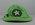 Pakistan cricket cap worn by Imran Khan, 1992 Cricket World Cup