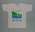 White, short-sleeved t-shirt - Victoria's Little America's Cup, McCrae Feb. 1987