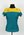 Australian team competition shirt worn by Melissa Tapper, Rio De Janeiro Olympic Games, 2016