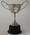 Trophy for free arm champion, awarded to Stan Davies by Australian Gymnastics Union, 1950