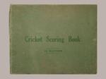 Presco Cricket Club scorebook, seasons 1935-36