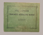 Presco Cricket Club scorebook, seasons 1936-38