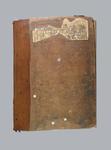 Scrap book, assembled by Christopher Wheeler c1932-62