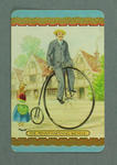 Swap card - The Penny Farthing Bicycle