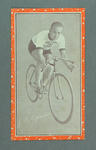 Trade card featuring Jack Fitzgerald, c1930s
