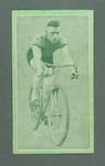 Trade card featuring Joe Parmley, c1930s