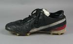 Pair of football boots worn by Bernie Quinlan
