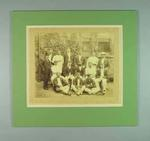 Photograph of the Australian team that toured England 1893
