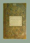 Scorebook: Melbourne Cricket Club Second Eleven Matches 13/10/1877-31/1/1880