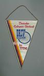 Wall hanging, German Cycle Sports Club of the DDR c1990