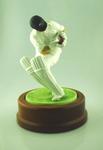 Ceramic figurine, Thomas Evans