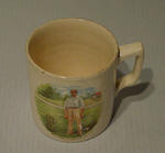 Mug, image of S F Barnes